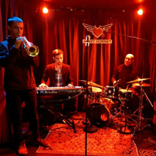 Live Jazz with Joe McEvilly and Friends