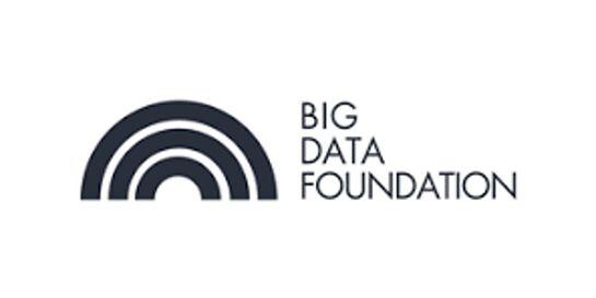 CCC-Big Data Foundation 2 Days Virtual Live Training  in Hobart