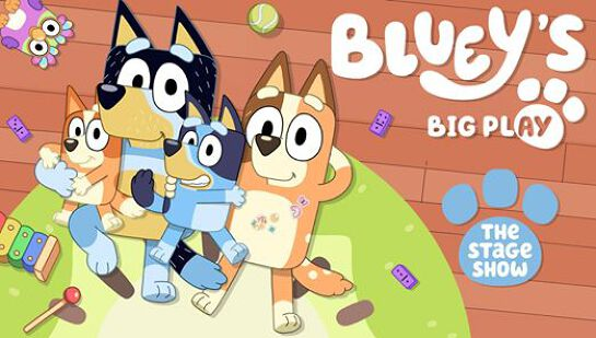 Bluey's Big Play Gladstone