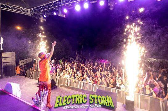 Electric Storm Halloween Music Festival