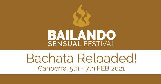 Bailando Sensual Festival Reloaded 2021