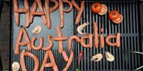Australia Day Big BBQ Brekky
