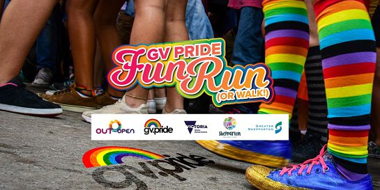 Rainbow Walk/Fun Run for everyone | Thu 22 Oct to Sun 1 Nov