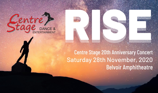 RISE- Centre Stage 20th Anniversary Concert