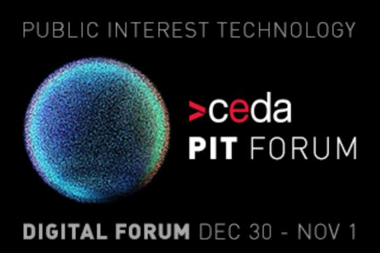 Public Interest Technology Digital Forum