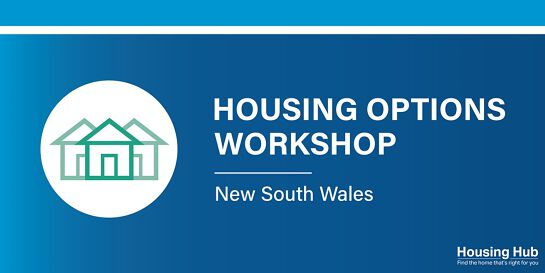NDIS Housing Workshop for People with Disability | Mid North Coast | NSW