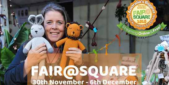 Application Open Fair@Square Ethical Lifestyle Festival 2020