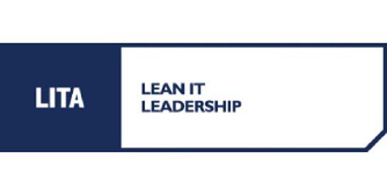 LITA Lean IT Leadership 3 Days Training in Hobart