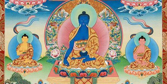 Medicine Buddha Puja (IN PERSON)