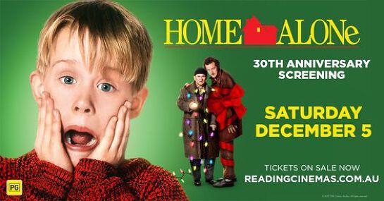 Home Alone   30th Anniversary Screening