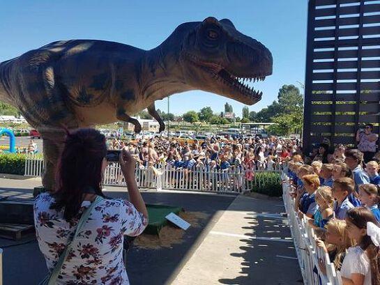 Dinosaur Festival Brisbane