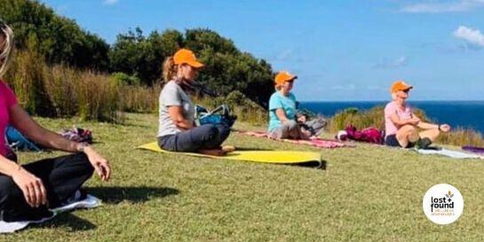 Women's Wellness Hike & Yoga ~ Garie Beach to Burning Palms // Sat Nov 7th