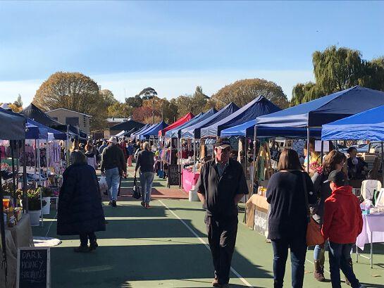 Banjo Paterson Australian Poetry Festival - Rotary Community Market
