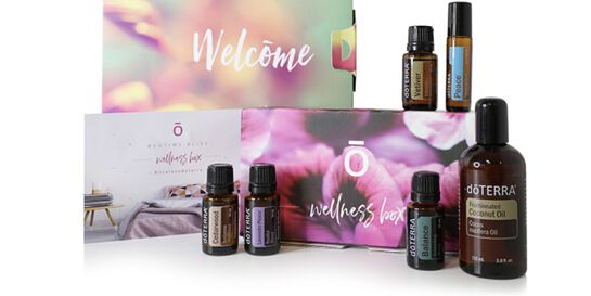Essential oil experience