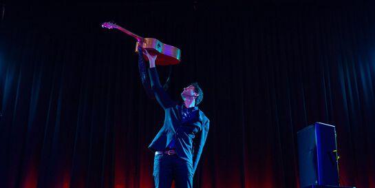 Gold Coast - Daniel Champagne LIVE at Mt Nimmel Hall