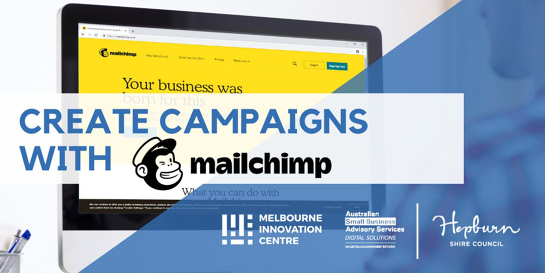 Create Marketing Campaigns with Mailchimp - Hepburn