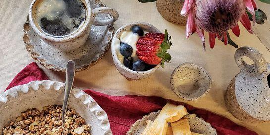 Breakfast Set - Rustic Wares PLUS sized