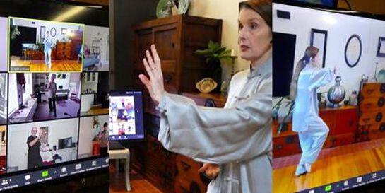 Virtual Qigong for Beginners - Saturdays