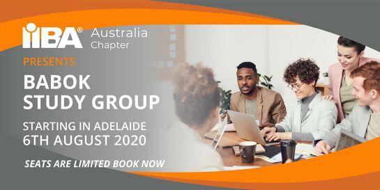 IIBA Australia: Adelaide BABOK® Study Group