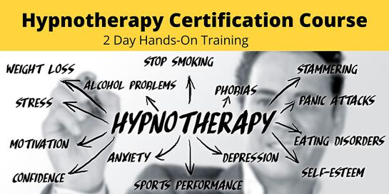 2 Day Hypnotherapy Certification Course