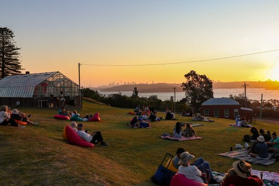 Sunset Sessions at Q Station
