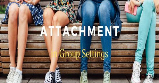 Attachment in Group Settings