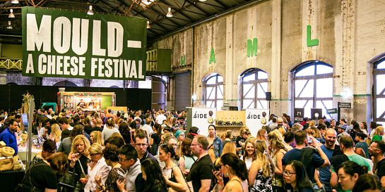 POSTPONED - MOULD: A Cheese Festival Sydney 2020