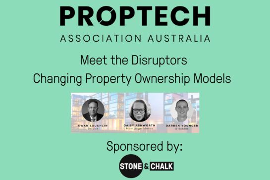 Proptech Panel - The Disruptors Changing Property Ownership Models