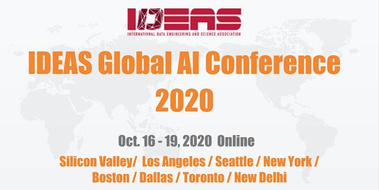 2020 IDEAS Global AI Conference-Online