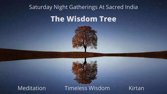 Saturday Night Gatherings At Sacred India