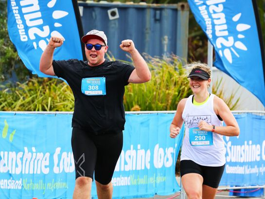 Queensland Triathlon Series - Caloundra