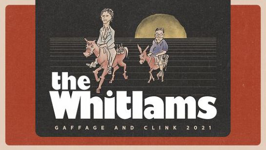 The Whitlams - Hobart (Original date: 25 Sep 2020, Rescheduled date: 13 Aug 2021)
