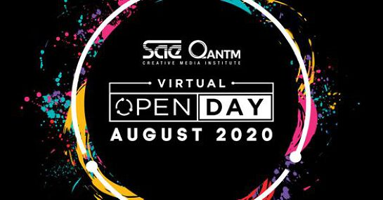 SAE Melbourne Virtual Open Day
