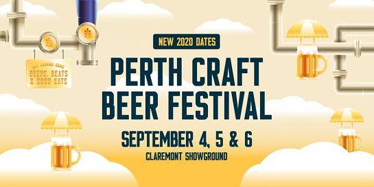 Perth Craft Beer Festival 2020
