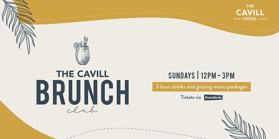 The Cavill Brunch Club