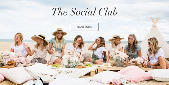 The Social Club - Women Who Lunch.