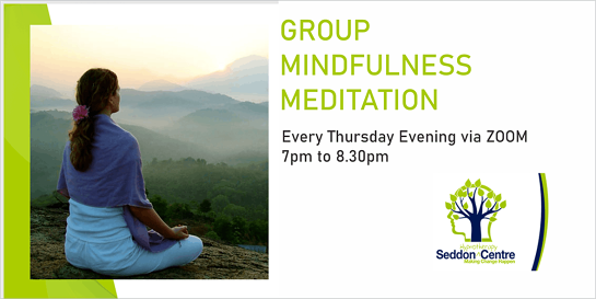 GROUP MINDFULNESS MEDITATION