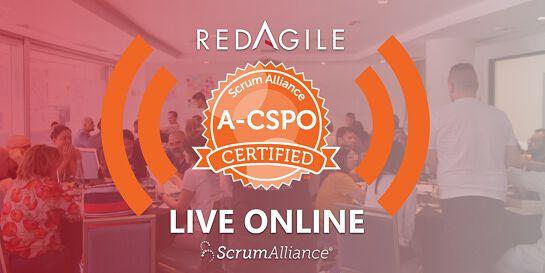 LIVE ONLINE|5-6 DEC Advanced Certified Product Owner (A-CSPO) | AUSTRALIA