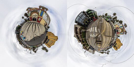 Global Panorama Workshop - Creating Little Planets