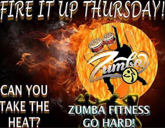 Thursday Zumba Class