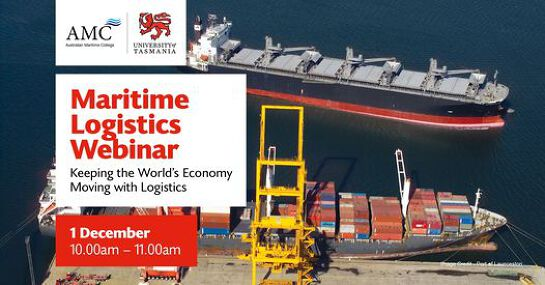 Keeping the world's economy moving with logistics