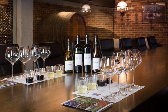 Premium Private Cellar Tasting Experience