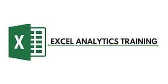 Excel Analytics 3 Days Virtual Live Training in Melbourne