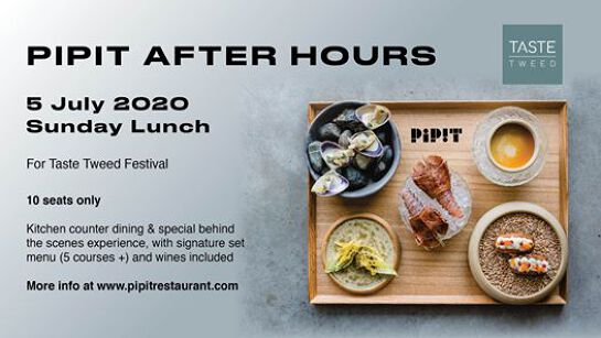PIPIT Signature Lunch Experience
