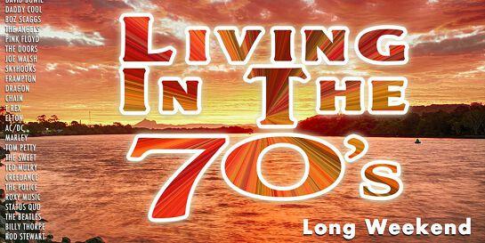 LIVING IN THE 70s Tweed Cruise - October Long Weekend