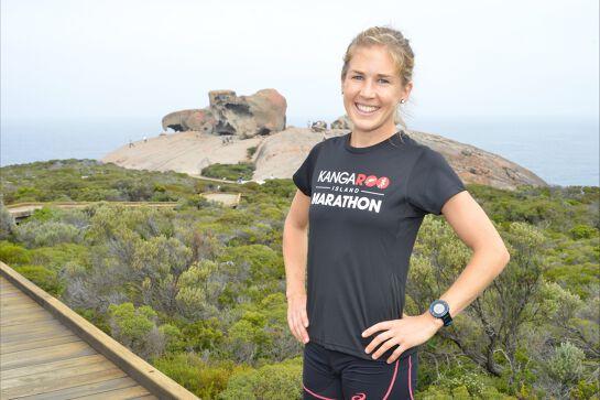 Kangaroo Island Marathon, Half Marathon, & 10K.