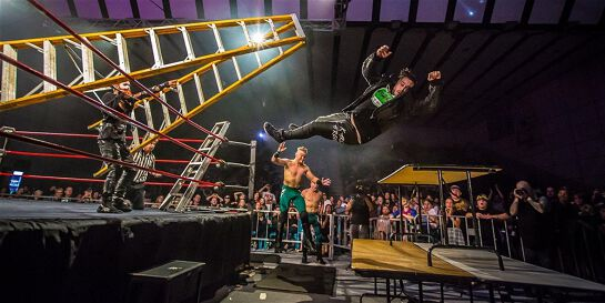 PCW Ignition - Live Wrestling Action!
