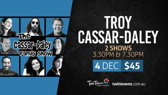 The Cassar-Daley Family Show
