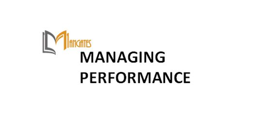 Managing Performance 1 Day Virtual Live Training in Canberra