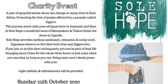 Sole Hope Charity Event